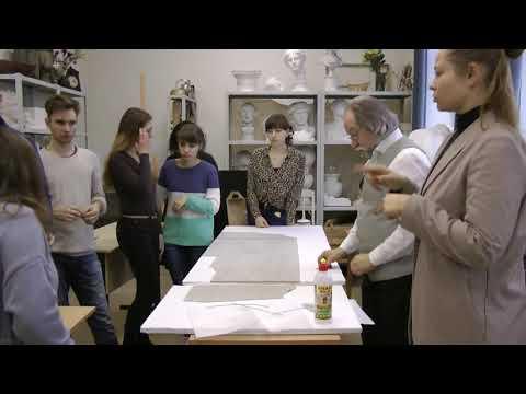 Ширшков И.А. Макетирование рельефа местности в дизайне среды с глухими студентами