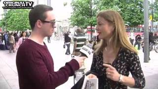 Original crunch tv took to the streets of London to find out if the Public will be voting in  or out for the E.U referendum……. what will you vote on June the 23rd?