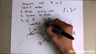 MCAT Ochem Lecture: Chirality/Stereochemistry