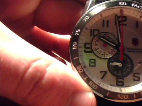 Victorinox Chrono Classic XLS Alarm Chronograph Review