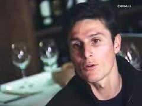 Reportaje dedicado a Javier Zanetti