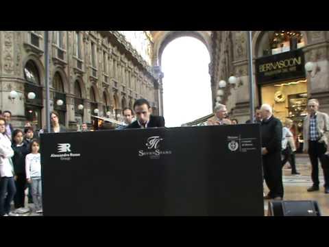 """Rossano Torre dedica """"My song for Salerno"""" alla sua città di origine"""