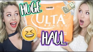 "HUGE ULTA HAUL!  NEW + SWATCHES  WHAT DID WE DO? Can we get this video to 12,000 LIKES?Give this video a thumbs up if you love it and don't forget to SUBSCRIBE! http://bit.ly/LoveEG OUR STORE - http://www.MadisonandMallory.comGET OUR PHONE CASE HERE - http://bit.ly/EGcaseVlogs - ►► http://youtube.com/TeeAndEssUlta Haul Revlon Youth FX Foundation in 200 Nude: http://bit.ly/2rGTDnM L'Oreal Infallibile Pro-Glow Concealer: http://bit.ly/2sZz75H L'Oreal Infallible Pro-Glow Longwear Powder in 22 Creamy Natural: http://bit.ly/2rGysSP Maybelline Master Chrome Metallic Highlighter in 100 Molten Gold: http://bit.ly/2sZTccr Almay Instant Glow in 200 Nude Glow: http://bit.ly/2rGPWi5 Rimmel Stay Matte Liquid Lip Color in Blue Iris: http://bit.ly/2sZMtPu Rimmel Stay Matte Liquid Lip Color in Shadow: http://bit.ly/2sZMtPu Rimmel Stay Matte Liquid Lip Color in Moca: http://bit.ly/2sZMtPu Rimmel Stay Matte Liquid Lip Color in Be My Baby: http://bit.ly/2sZMtPu Rimmel Stay Matte Liquid Lip Color in Pink Bliss: http://bit.ly/2sZMtPu Rimmel Stay Matte Liquid Lip Color in Blush: http://bit.ly/2sZMtPu Maybelline Super Skinny Matte Ink in Loyalist: http://bit.ly/2rGqsl6 Maybelline Super Skinny Matte Ink in Dreamer: http://bit.ly/2rGqsl6 Maybelline Super Skinny Matte Ink in Lover: http://bit.ly/2rGqsl6 Maybelline Super Skinny Matte Ink in Heroine: http://bit.ly/2rGqsl6 Maybelline Super Skinny Matte Ink in Creator: http://bit.ly/2rGqsl6 Maybelline Master Bronze Bronze and Highlight Kit in 10: http://bit.ly/2t07fyn Maybelline Fit Me Blush in 20: http://bit.ly/2sZUlAL Maybelline Fit Me Blush in 40: http://bit.ly/2sZUlAL Revlon Youth FX Fill + Blur Primer for Forehead: http://bit.ly/2rH0VYK Maybelline Curvitude Liner: http://bit.ly/2rH1e67 Revlon FX Fill + Blur Concealer: http://bit.ly/2sZMfYI Revlon Youth FX Fill + Blur Primer for Neck/Face: http://bit.ly/2rGJ18K Rimmel Shake it Fresh Mascara: http://bit.ly/2sZNI16 BareMinerals Gen Nude Matte Lipstick in Icon: http://bit.ly/2sZMQd7 Tarteist Lip Paint in Festival: http://bit.ly/2sZy6L4 *All products mentioned were purchased by usWatch YouTube AD Free ►►http:// bit.ly/1Q9sXq9OUR YOUTUBE CHANNELS:►► http://youtube.com/eleventhgorgeous►► http://youtube.com/TeeAndEss►► http://youtube.com/CheapToChicSOCIAL NETWORKStwitter ►► 11thGorgeousfacebook ►► eleventhgorgeousinstagram ►►eleventhgorgeoussnapchat ►► tracyandstefWanna send us something?Send it here:eleventhgorgeousPO Box 70121Tuscaloosa, AL 35407Business Inquiries:Business@eleventhgorgeous.comIf you're reading this be sure to leave a comment with the words ""HOLY MAKEUP, BATMAN!"" in it. It'll be our secret! And don't forget to give this video a Thumbs Up! :)*Some links in our description are affiliate links and if you choose to use them we get a small commissionWe're Tracy and Stefanie, two sisters who love to share our passion for affordable makeup and fashion with the world. Some of our favorite videos include unboxings, makeup hauls, fashion hauls, morning routines, monthly favorites, DIYs, hacks and more! Be sure to subscribe so you don't miss a video! ►► http://bit.ly/LoveEG"