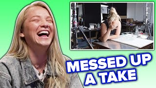 Alix Reacts To Her First Behind Tasty Video •Tasty by Tasty