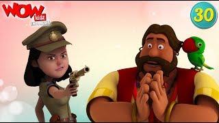 Video Kisah Anak-Anak | Chacha Bhatija | animasi indonesia | Kartun Lucu | Burung Beo Pencuri Berlian MP3, 3GP, MP4, WEBM, AVI, FLV September 2018