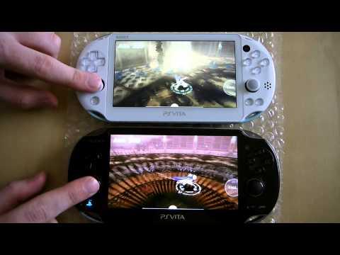 PS Vita Slim vs PS Vita : comparatif vidéo 2/2
