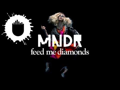 MNDR - Feed Me Diamonds (RAC Remix) (Cover Art)