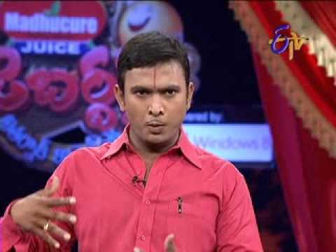 Jabardasth - Adhire Abhinay Performance On 21st November 2013 22 November 2013 10 AM
