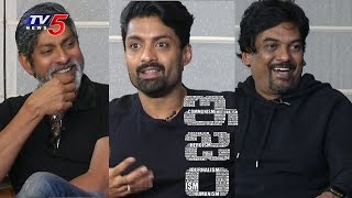 Chit Chat With ISM Movie Team | Kalyan Ram | Aditi Arya | Jagapati Babu | Puri Jagannadh | TV5 News