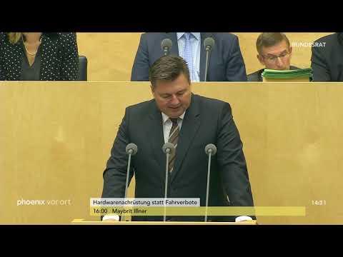 Bundesratsdebatte zum Thema