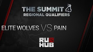 Elite Wolves vs paiN, game 1