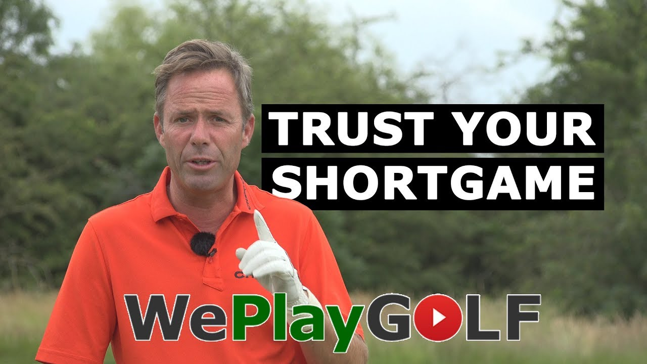 This is how you get blind trust in your short game