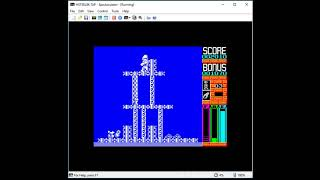 High Steel (ZX Spectrum Emulated) by hughes10