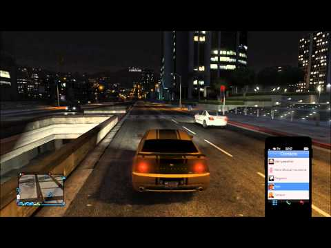 """GTA V Gameplay """"WHY IS HE SO ANGRY!!"""" With Mc Visions"""