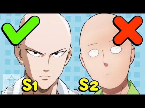 Why Does One Punch Man Season 2 Feel Off? - A Closer Look Behind The Studios | Get In The Robot