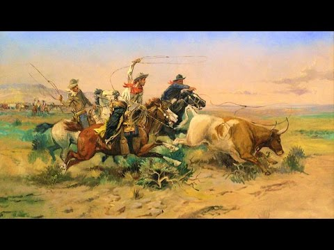 Epic Wild Western Music - Rowdy Cowboys
