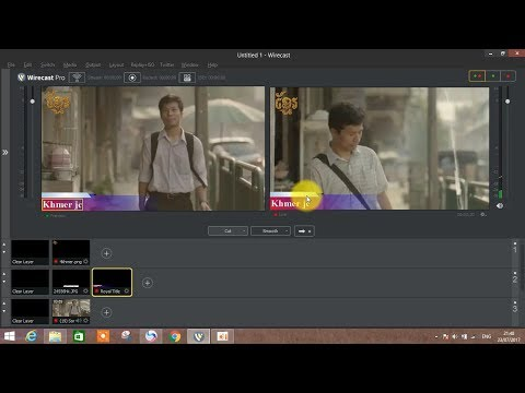 How to live video to facebook with Telestream Wirecast Pro-Live video with Wirecast 2017