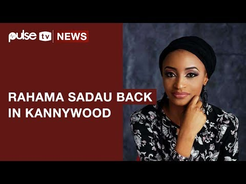 Rahama Sadau Back In Kannywood As Ban Is Finally Lifted By Moppan | Pulse Tv News