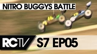 RC Racing S7 Episode 5 - EFRA 1/8th IC Buggy Off Road Euros 2012    1:8