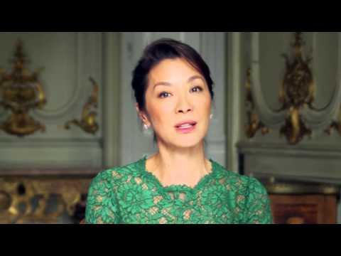 Michelle Yeoh: I'm a fan.
