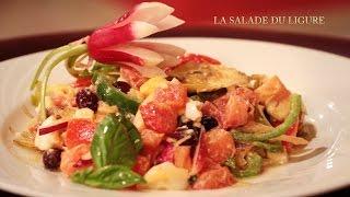 La Salade Niçoise du Ligure : recette et tuto