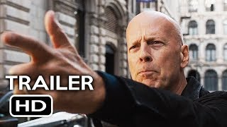 Video Death Wish Official Trailer #2 (2018) Bruce Willis, Vincent D'Onofrio Action Movie HD MP3, 3GP, MP4, WEBM, AVI, FLV April 2018