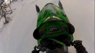 8. Arctic cat m5 GoPro hero 2