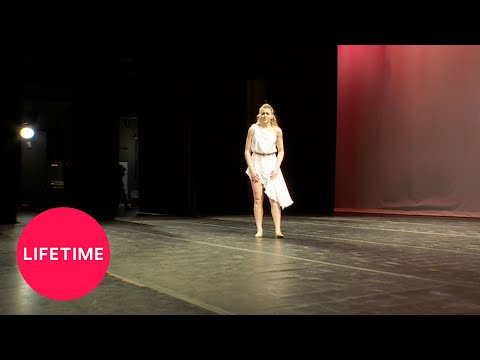 "Dance Moms: Chloe's ""The Reason Why"" Solo (Season 7, Episode 27)   Lifetime"