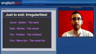 English Grammar | Adjectives, Comparatives And Superlatives