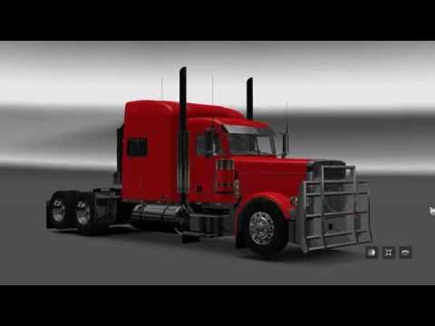 Peterbilt 389 Modified v2.0.5 for 1.25