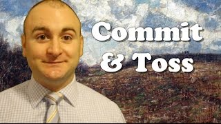 Video #34 Commit and TossStudents write answers to a prompt you provide and throw them into a basket in the room. Other students will then read the anonmyous answers and the class will provide feedback. Students get important peer to peer evaluation without any hang ups or embarrassment.  Connect with TeachLikeThis via twitter @teachlikethis, facebook.com/teachlikethis pinterest.com/teachlikethis and teachlikethis@gmail.com