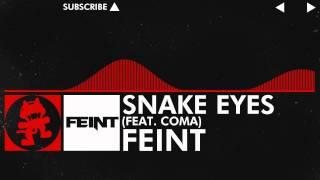 [DnB] - Feint - Snake Eyes (feat. CoMa) [Monstercat Release]