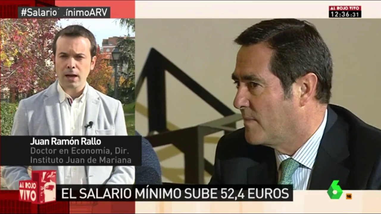 Valoración del acuerdo PP-PSOE - 2/12/2016