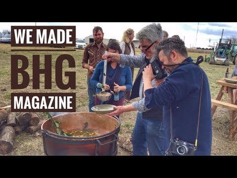 How We Made Better Homes & Gardens Magazine - W/Scott Peacock & Con Poulos