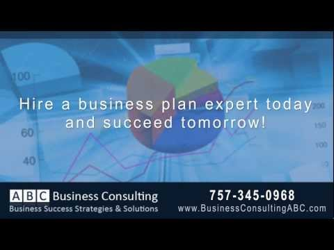 Business Plan Consulting & Writing Services from ABC Business Consulting