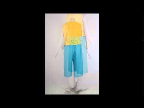 Yugo Costume from Wakfu Cosplay