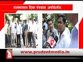 16 CONGRESS MLAS MARCH TO RAJ BHAVAN, ASKS GOVERNOR NOT TO ALLOW DISSOLUTION _Prudent Media Goa