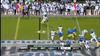 Brett Hundley vs Baylor (2012 Bowl)