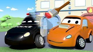 Video Tinta Cat Tak Terlihat -Patroli Mobil🚓🚒 truk kartun untuk anak-anak l Indonesian Cartoons for Kids MP3, 3GP, MP4, WEBM, AVI, FLV Mei 2019