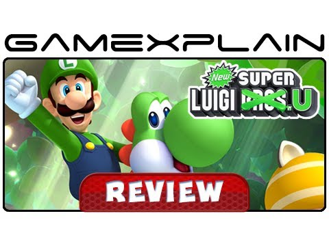 new super luigi u wii u game nintendo