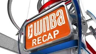 WNBA Recap: DAL@SAN by WNBA