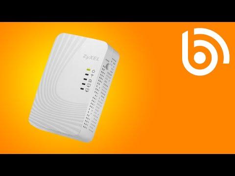 ZyXEL PLA4231 HomePlug Starter Kit