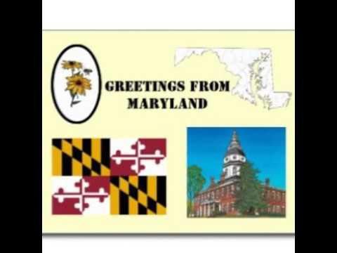 Custom State Souvenir Post Cards