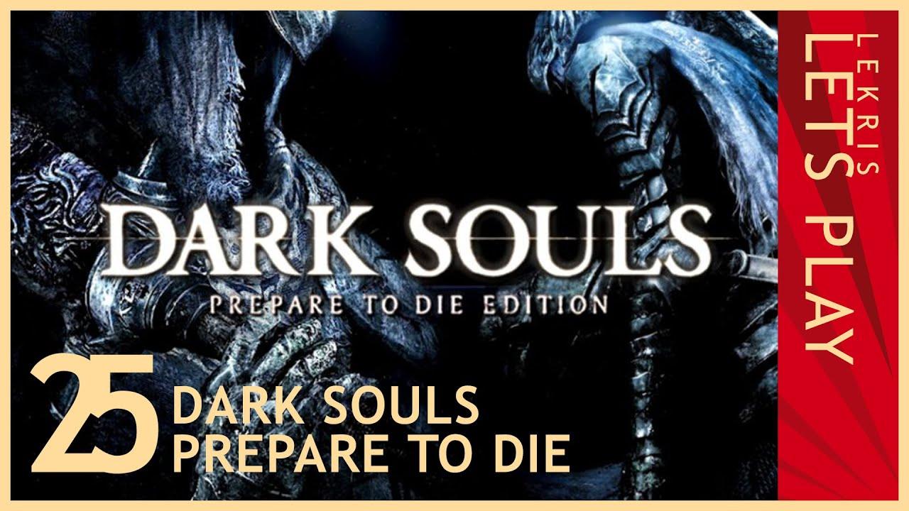 Let's Die - Dark Souls #25 - #&!!!$@ Ziegen-Dämon
