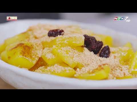 Chè táo sắn dây và coffe thực dưỡng | Khi Chàng Vào Bếp - Mùa 2 - Thời lượng: 94 giây.