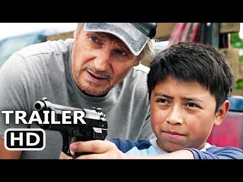 THE MARKSMAN Trailer (2021) Liam Neeson, Thriller Movie