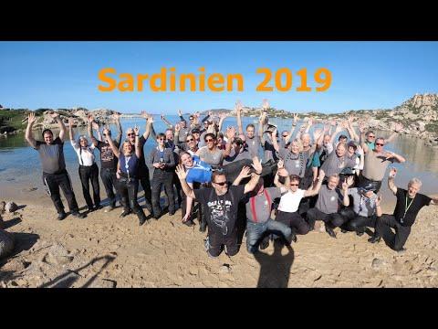 Motorradfahren auf Sardinien - 93.654 Km purer Spaß