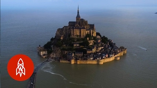 Download Youtube: A Medieval Abbey Trapped by Tides and Time