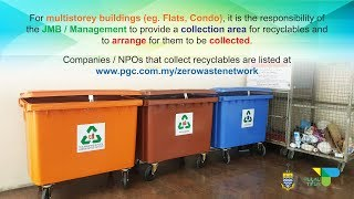 Guide to Waste Segregation and Recycling in Penang (MBPP & MPSP)