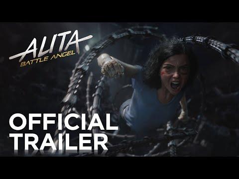 ALITA: BATTLE ANGEL   OFFICIAL HD TRAILER #2   2019